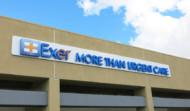 Exer More Than Urgent Care Entrance